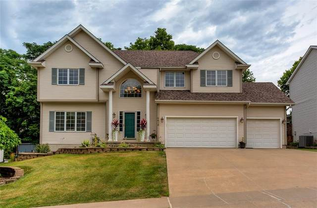 6412 Sutton Drive, Urbandale, IA 50322 (MLS #609571) :: Moulton Real Estate Group