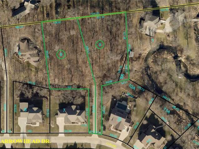 385 Arrowhead Drive, Waukee, IA 50263 (MLS #609726) :: Pennie Carroll & Associates