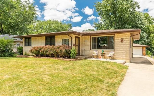 6215 Dawson Drive, Des Moines, IA 50322 (MLS #609775) :: Pennie Carroll & Associates