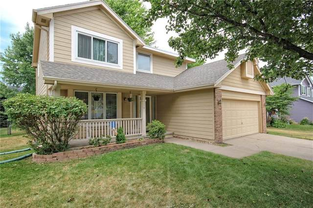 170 Melrose Drive, Waukee, IA 50263 (MLS #609777) :: Pennie Carroll & Associates