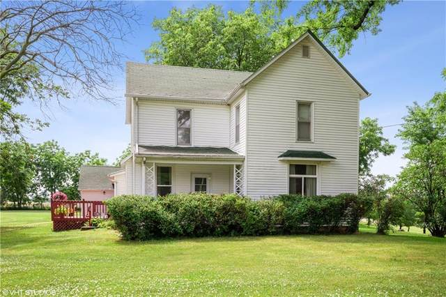 2265 Lynn Avenue, Oskaloosa, IA 52577 (MLS #609805) :: Pennie Carroll & Associates