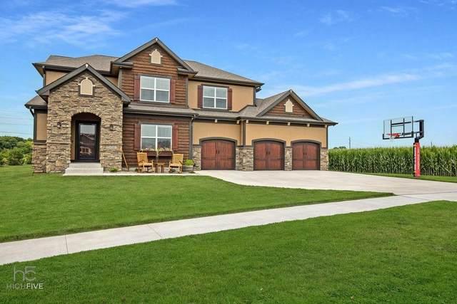 25047 Eagle Vista Drive, Adel, IA 50003 (MLS #610981) :: Pennie Carroll & Associates