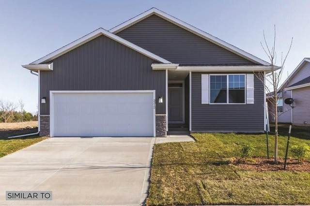 84 SE Dorr Drive, Pleasant Hill, IA 50327 (MLS #611594) :: Moulton Real Estate Group