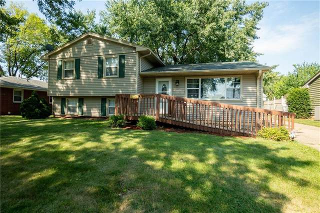 2804 E 41st Street, Des Moines, IA 50317 (MLS #611708) :: Better Homes and Gardens Real Estate Innovations