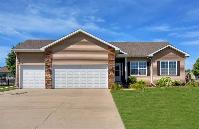 1140 Cedar Drive, Polk City, IA 50226 (MLS #612419) :: Pennie Carroll & Associates