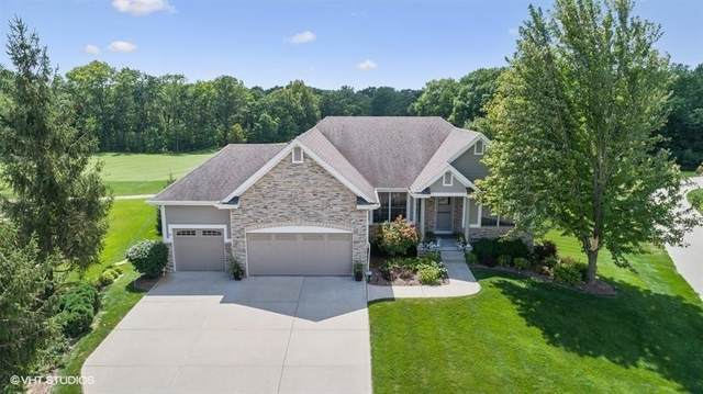 1424 Prairie Ridge Drive, Polk City, IA 50226 (MLS #612506) :: Pennie Carroll & Associates