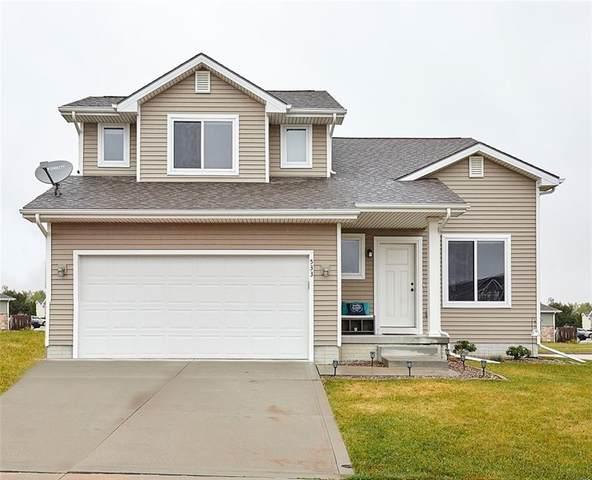 533 Prairie Ridge Drive, Huxley, IA 50124 (MLS #613784) :: Pennie Carroll & Associates