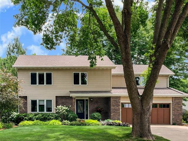 5722 Columbine Drive, Johnston, IA 50131 (MLS #613922) :: Moulton Real Estate Group
