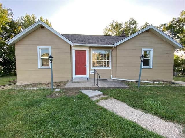 2815 SE 8th Street, Des Moines, IA 50315 (MLS #613941) :: Moulton Real Estate Group