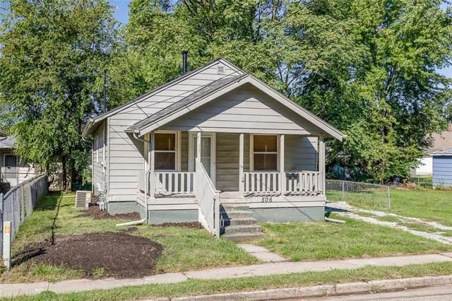 506 E 29th Street, Des Moines, IA 50317 (MLS #613954) :: EXIT Realty Capital City