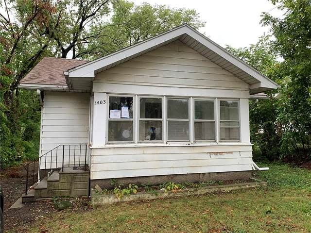 1403 1st Avenue W, Newton, IA 50208 (MLS #613986) :: Pennie Carroll & Associates