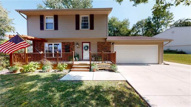 8809 Woodmayr Circle, Norwalk, IA 50211 (MLS #614163) :: Pennie Carroll & Associates