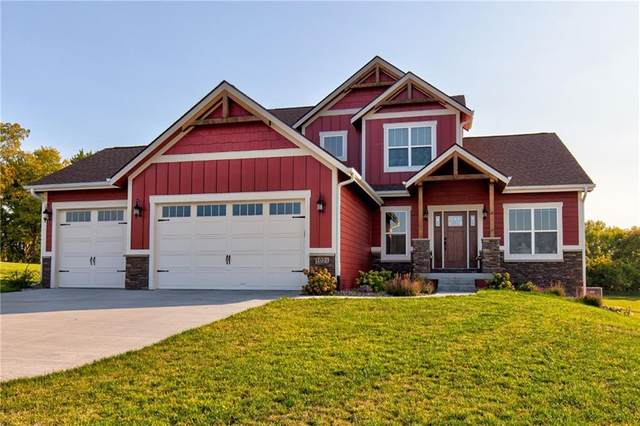 1021 Silverado Drive, Norwalk, IA 50211 (MLS #614297) :: Pennie Carroll & Associates