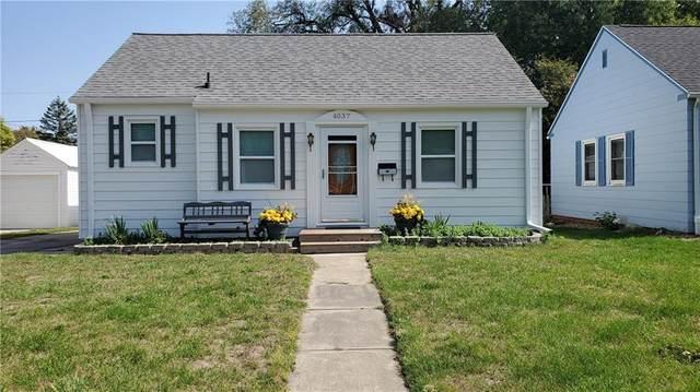 4037 Cambridge Street, Des Moines, IA 50313 (MLS #614385) :: Pennie Carroll & Associates