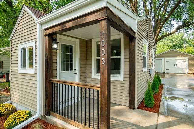 1005 Evans Street, Des Moines, IA 50315 (MLS #614401) :: Pennie Carroll & Associates