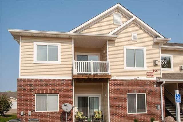 907 7th Avenue SE #9, Altoona, IA 50009 (MLS #614492) :: Moulton Real Estate Group