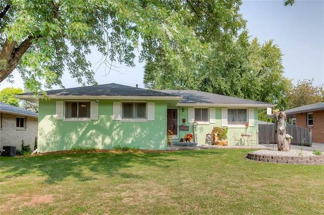 4213 Aurora Avenue, Des Moines, IA 50310 (MLS #614569) :: Moulton Real Estate Group