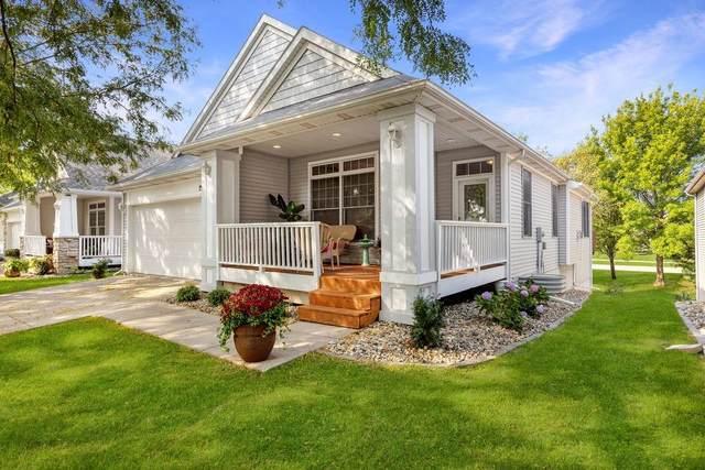 7955 Wistful Vista Drive #23, West Des Moines, IA 50266 (MLS #614574) :: Moulton Real Estate Group