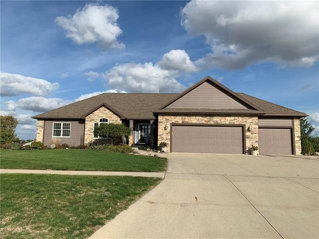 809 N 14th Avenue, Winterset, IA 50273 (MLS #614682) :: Better Homes and Gardens Real Estate Innovations