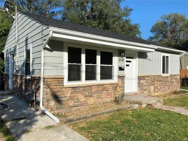 7110 SW 16th Street, Des Moines, IA 50315 (MLS #614751) :: Pennie Carroll & Associates