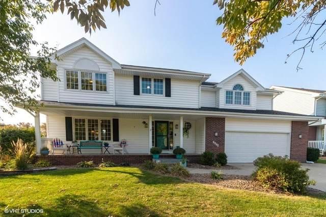 9614 Oakwood Drive, Urbandale, IA 50322 (MLS #614777) :: Moulton Real Estate Group