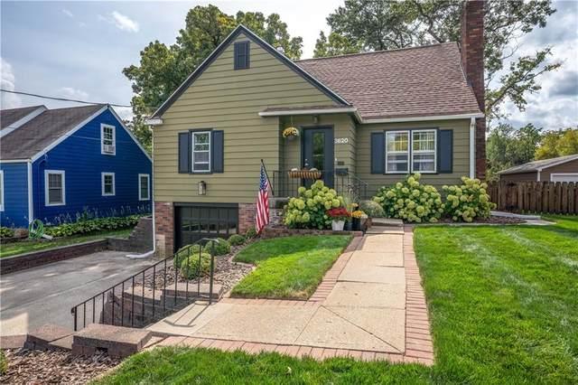3620 Franklin Avenue, Des Moines, IA 50310 (MLS #614784) :: Pennie Carroll & Associates