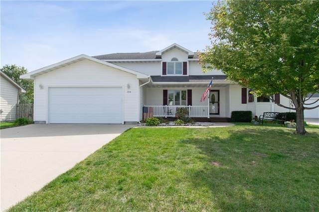 316 Topaz Court, Ames, IA 50010 (MLS #614801) :: Better Homes and Gardens Real Estate Innovations
