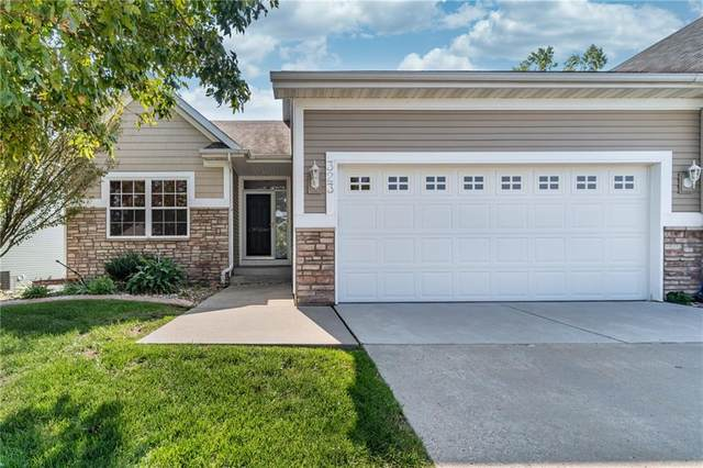 323 NE Aaron Lane, Ankeny, IA 50021 (MLS #614831) :: Better Homes and Gardens Real Estate Innovations
