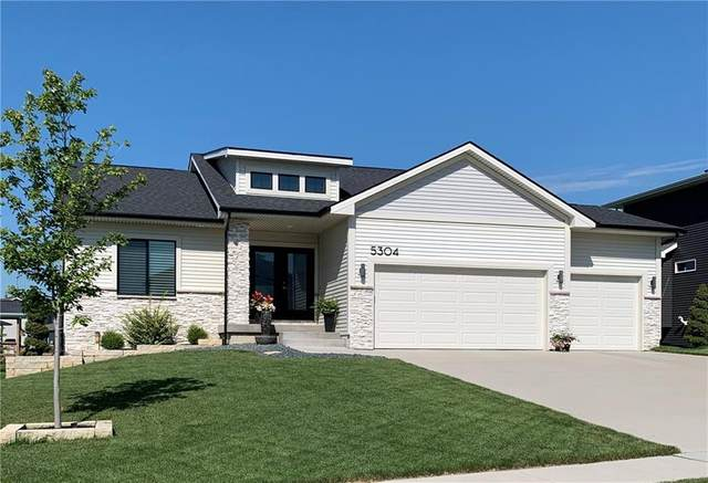 5304 163rd Street, Urbandale, IA 50323 (MLS #614860) :: Better Homes and Gardens Real Estate Innovations