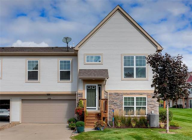 185 80th Street #106, West Des Moines, IA 50266 (MLS #614864) :: Better Homes and Gardens Real Estate Innovations