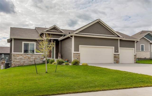 3911 NW 11th Court, Ankeny, IA 50023 (MLS #614874) :: Better Homes and Gardens Real Estate Innovations