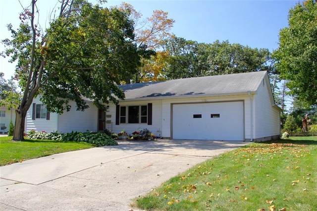 821 E 5th Street N, Newton, IA 50208 (MLS #614893) :: Better Homes and Gardens Real Estate Innovations