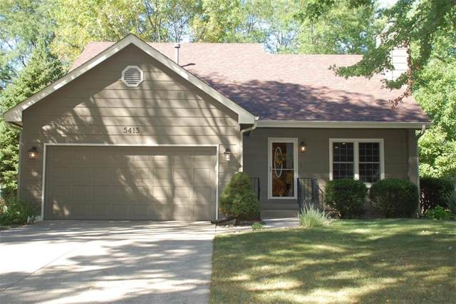 5413 Woodland Avenue, West Des Moines, IA 50266 (MLS #614921) :: Better Homes and Gardens Real Estate Innovations