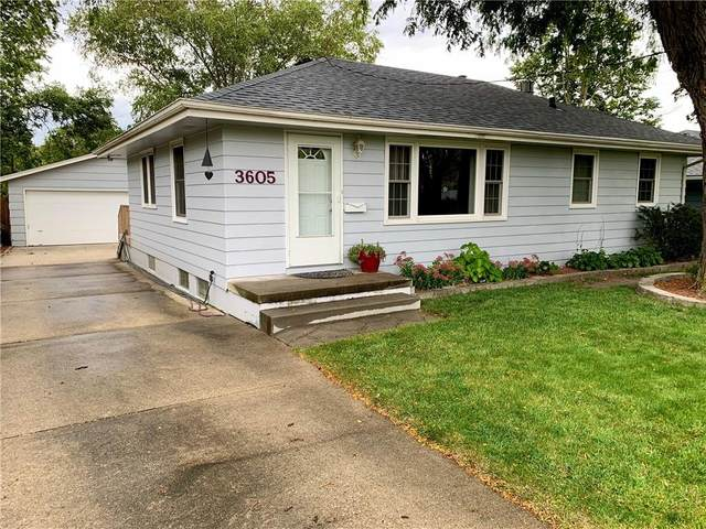 3605 75th Street, Urbandale, IA 50322 (MLS #614942) :: EXIT Realty Capital City