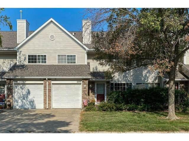 150 S Prairie View Drive #209, West Des Moines, IA 50266 (MLS #615033) :: Pennie Carroll & Associates