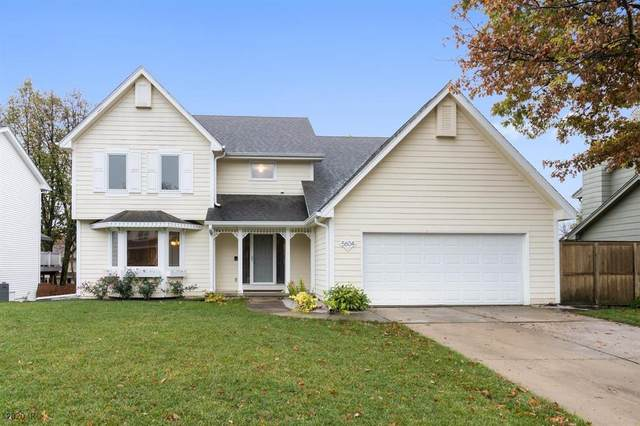 5604 Dakota Drive, West Des Moines, IA 50266 (MLS #616609) :: Pennie Carroll & Associates