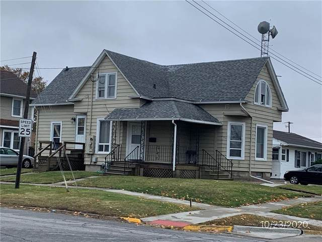 201 E 4th Street S, Newton, IA 50208 (MLS #616674) :: Better Homes and Gardens Real Estate Innovations