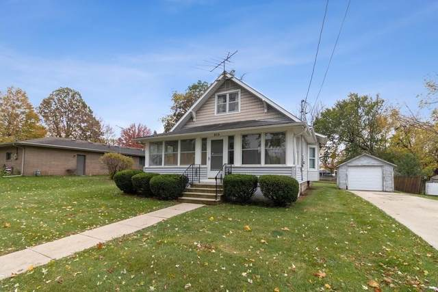 815 N 4th Avenue E, Newton, IA 50208 (MLS #616746) :: Pennie Carroll & Associates