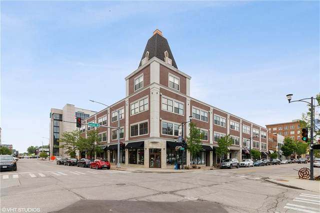 400 E Locust Street #216, Des Moines, IA 50309 (MLS #616773) :: Better Homes and Gardens Real Estate Innovations