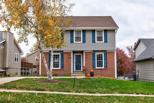 6943 Brookview Drive, Urbandale, IA 50322 (MLS #617067) :: Pennie Carroll & Associates