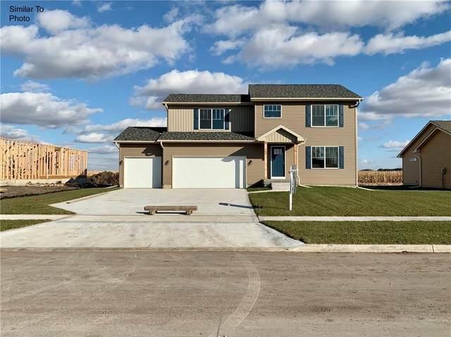 616 Prairie View Drive, Huxley, IA 50124 (MLS #617082) :: Moulton Real Estate Group