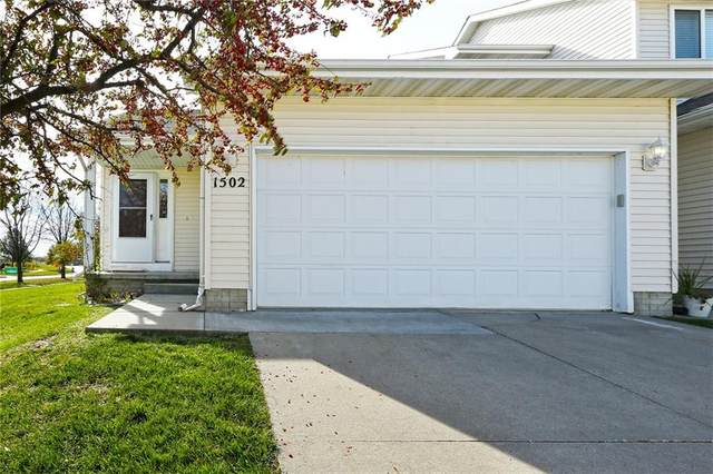 1502 W Indian Point Way, Polk City, IA 50226 (MLS #617362) :: Moulton Real Estate Group