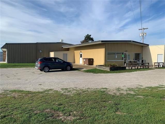 1407& 1411 Highway 34 West Highway, Creston, IA 50801 (MLS #617375) :: EXIT Realty Capital City