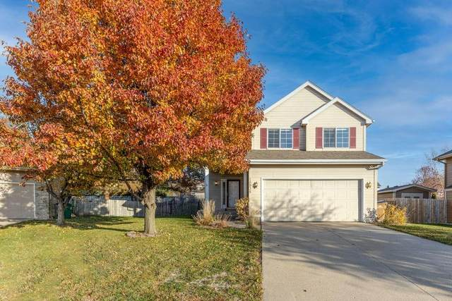 15935 Rosewood Court, Clive, IA 50325 (MLS #617549) :: Pennie Carroll & Associates
