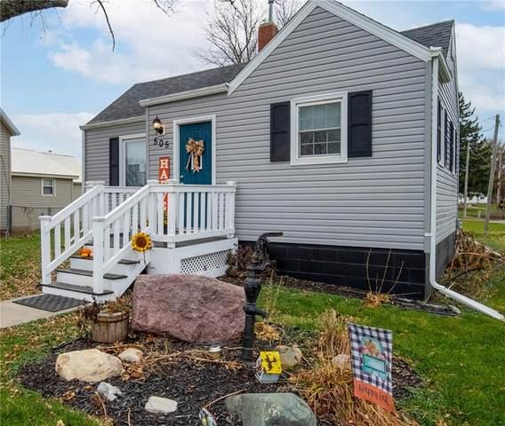 505 E Monroe Street, Pleasantville, IA 50225 (MLS #618323) :: Moulton Real Estate Group