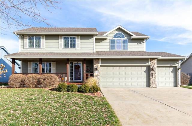 1145 Mallard Bay Place, Polk City, IA 50226 (MLS #618369) :: Moulton Real Estate Group