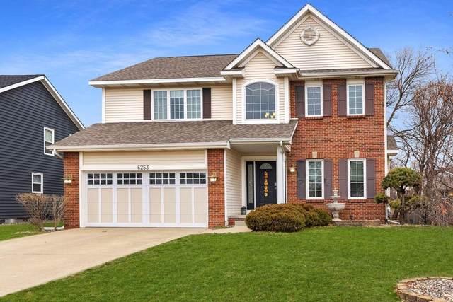6253 Pleasant Street, West Des Moines, IA 50266 (MLS #618653) :: Moulton Real Estate Group