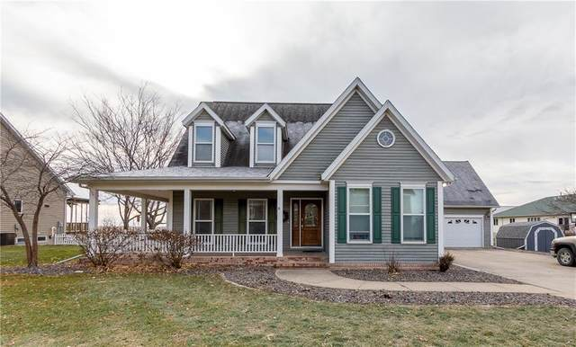 206 15th Avenue SW, Clarion, IA 50525 (MLS #618724) :: Moulton Real Estate Group