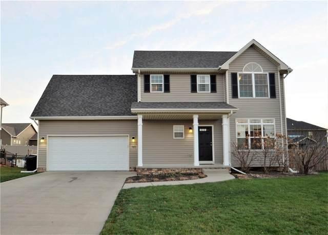 160 Hazelwood Drive, Waukee, IA 50263 (MLS #618737) :: Moulton Real Estate Group