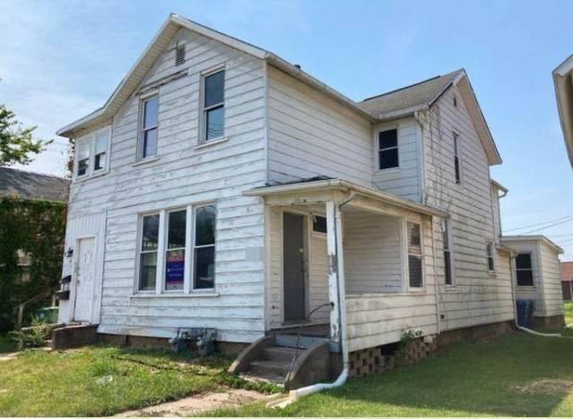 206 N 3rd Street, Clinton, IA 52732 (MLS #618840) :: Better Homes and Gardens Real Estate Innovations